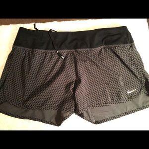 ⭐️BOGO⭐️Nike Women's Black Running Shorts